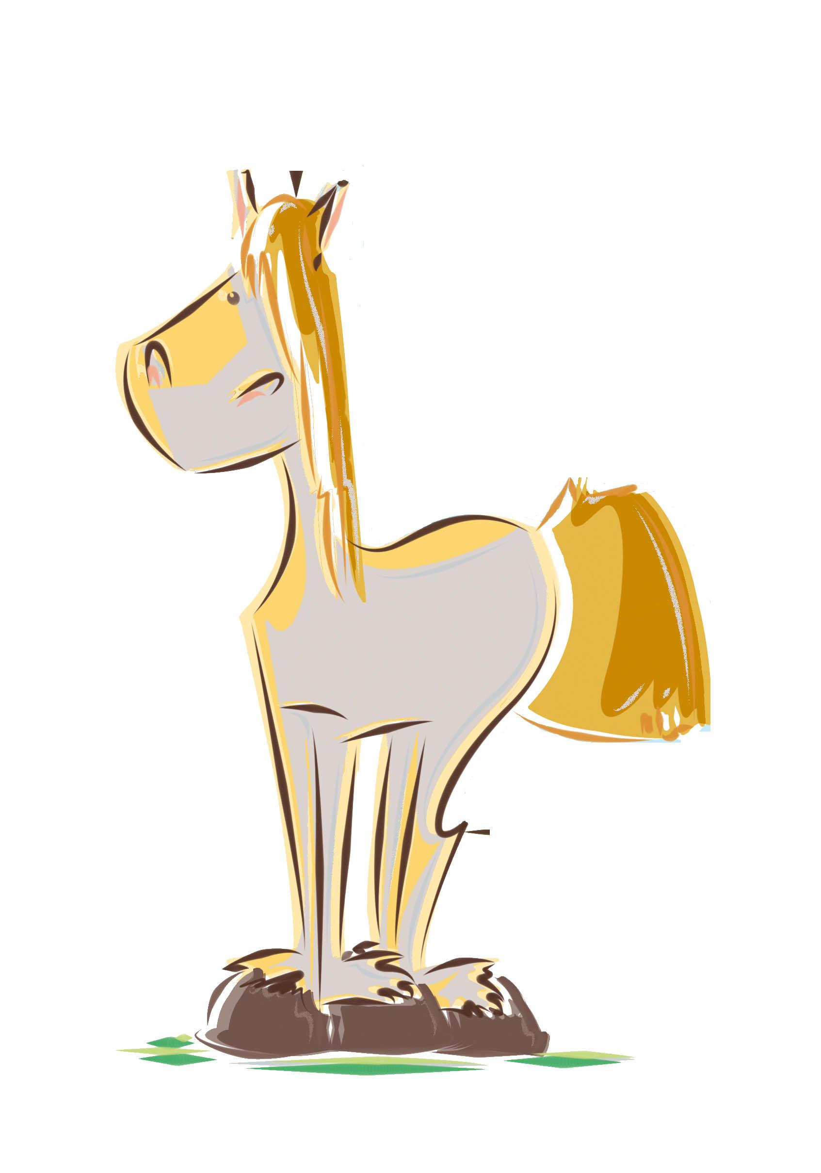 Disegna il tuo cavallo - Disegna il tuo bagno ...